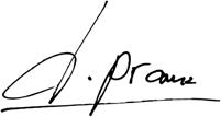 Signature Pramz
