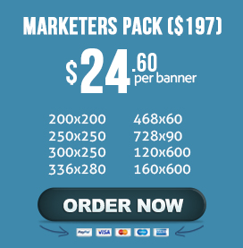 Marketer Pack blue